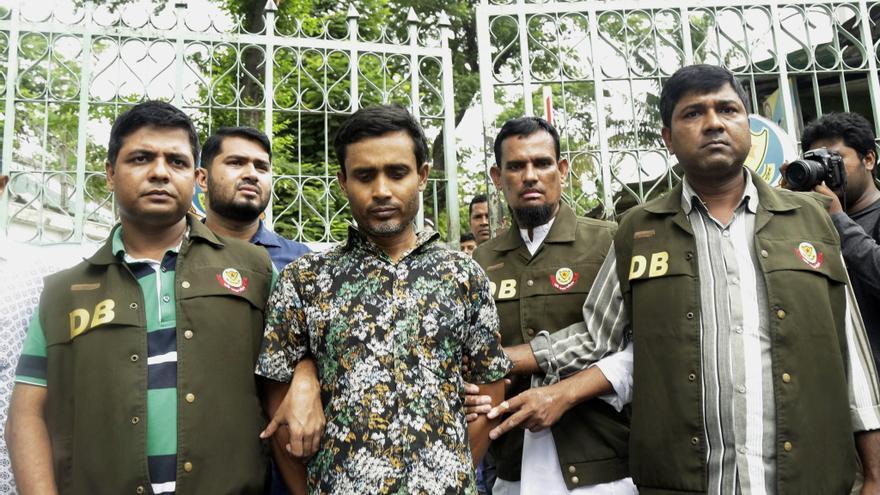 Bangladesh condena a muerte a seis yihadistas por matar a dos activistas LGTB