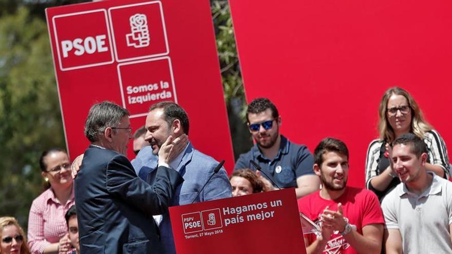 El PSOE no negociará nada de la moción y pide a Cs que no maree con elecciones