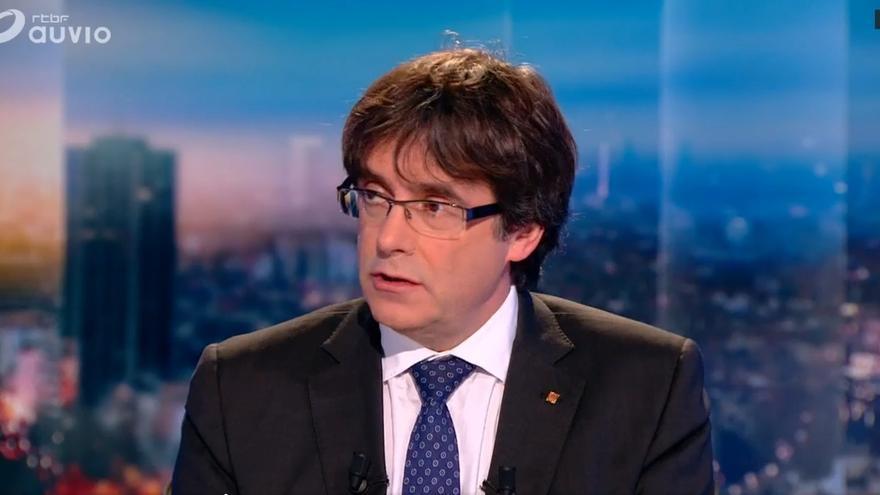 Puigdemont apuesta por una lista única independentista para el 21D y está dispuesto a liderarla