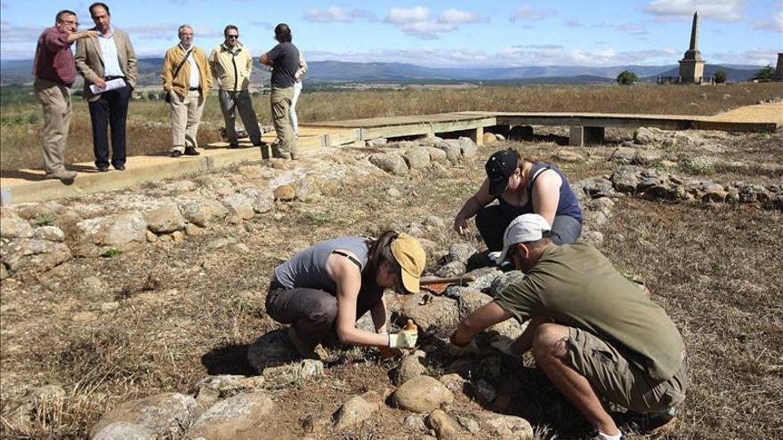 El pulso entre la arqueología y la crisis