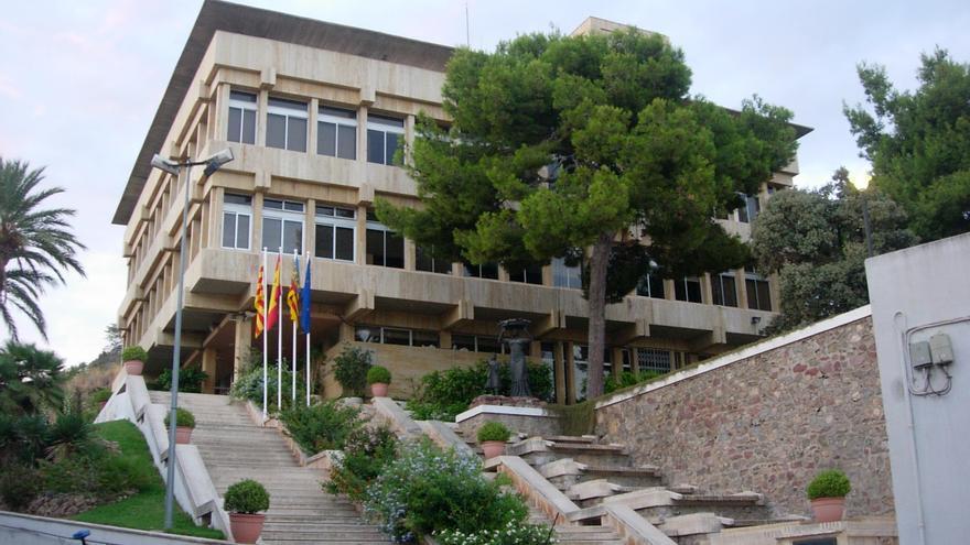 El registro se realiza en el interior del consistorio con la colaboración de los funcionarios