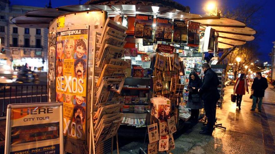 El Gobierno reducirá el IVA de la prensa y los libros digitales al 4 por ciento