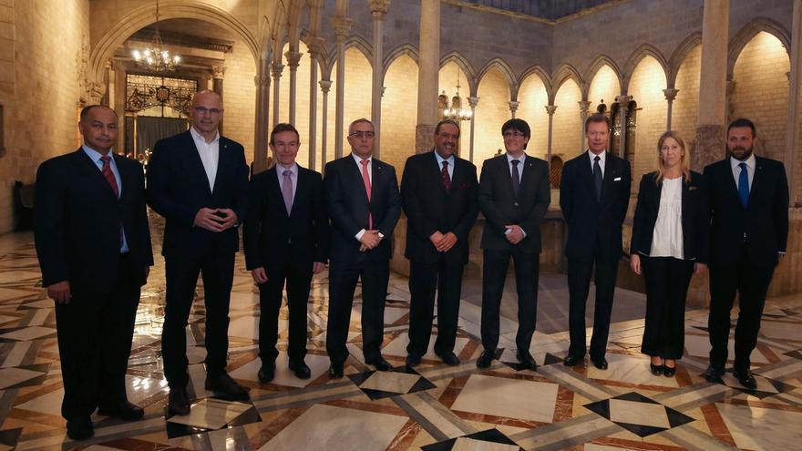 Puigdemont quiere que una Cataluña independiente se incorpore al olimpismo