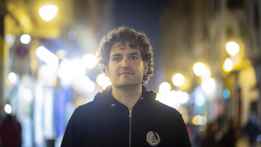 Manuel Gabarre, autor del libro 'Tocar fondo. La mano invisible detrás de la subida del alquiler'.