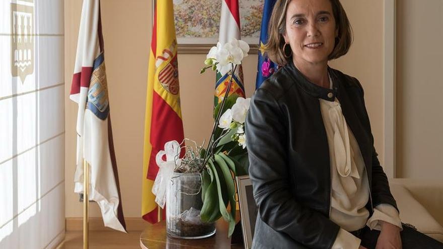 """""""Cuca"""" Gamarra: """"El feminismo no es contra los hombres, sino con los hombres"""""""