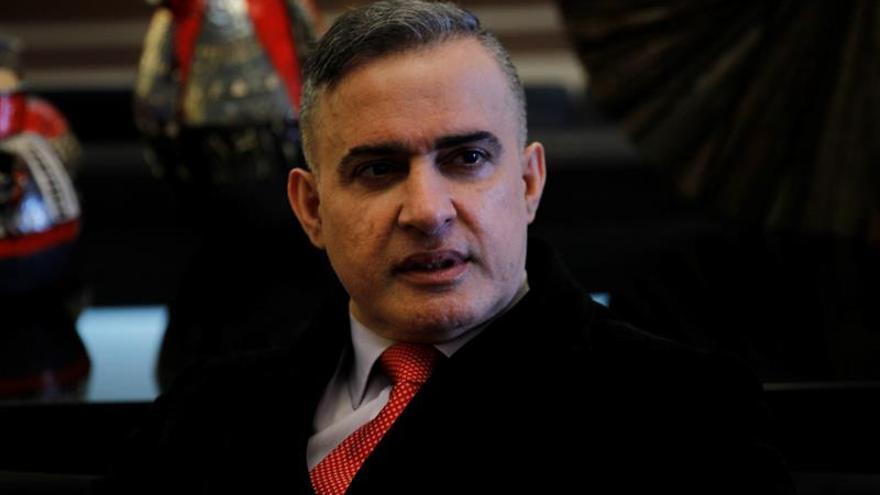 El Defensor del Pueblo niega ruptura del orden constitucional en Venezuela