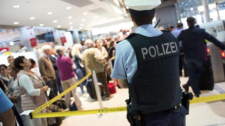 El aeropuerto alemán de Colonia empieza a recuperar la normalidad tras un incidente