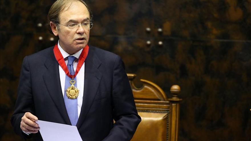 El presidente del Senado de España destaca la integración económica con Chile