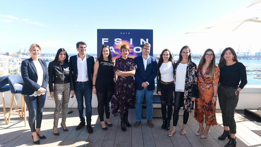 Acto del presentación del Moda & Amigos 2018 que se celebrará este fin de semana en la capital grancanaria.