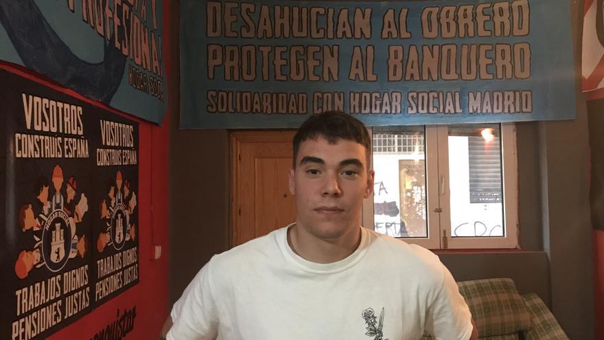 Alfonso, responsable de Hogar Social de Granada