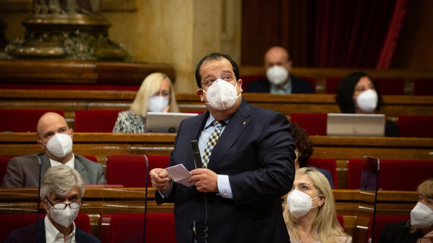 El conseller de Interior de la Generalitat, Joan Ignasi Elena