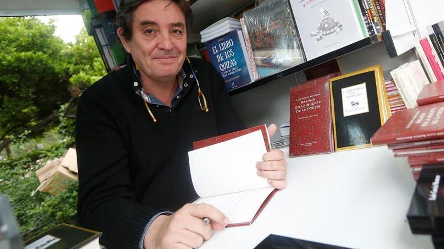 Luis García Montero: escribo cuando realmente tengo algo nuevo que decir