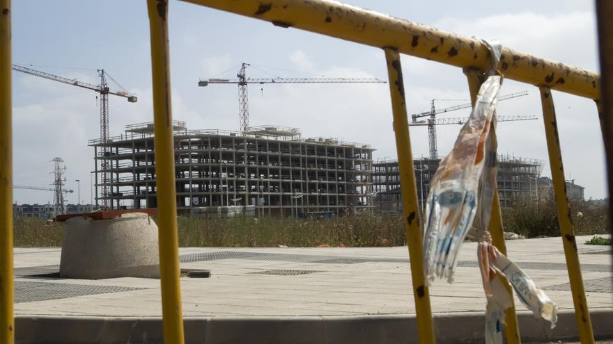 Santander supera las 1.000 VPO entregadas con 100 millones de inversión, según los datos del Ayuntamiento. | JOAQUÍN GÓMEZ SASTRE