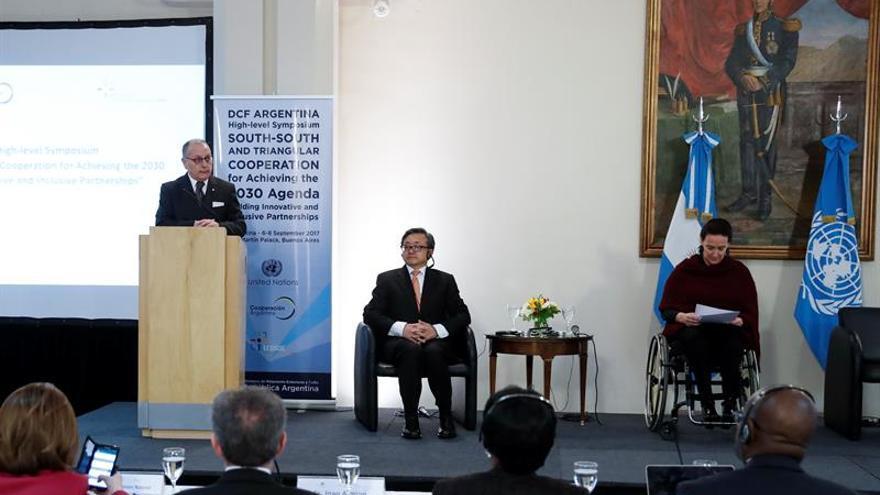 Comienza en Argentina Simposio de ONU que apuesta a relaciones multilaterales