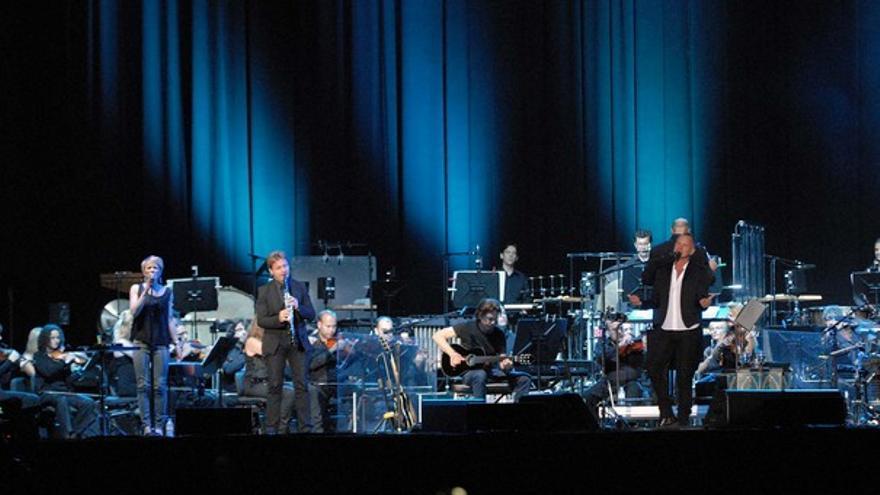 Del concierto de Sting #16