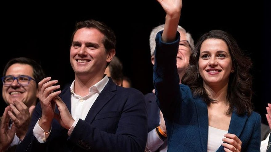 Arrimadas: Quiero ser presidenta de todos catalanes, también independentistas