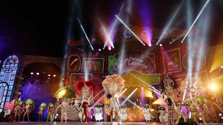 Gala Drag Queen del Carnaval de Las Palmas de Gran Canaria