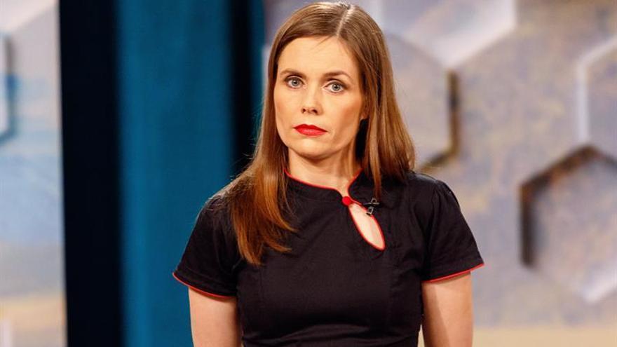 La líder rojiverde ha formado gobierno en Islandia