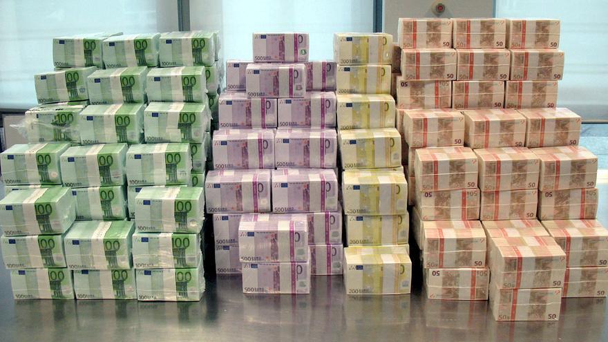 Los más ricos engordan sus fortunas y beneficios pese a la crisis