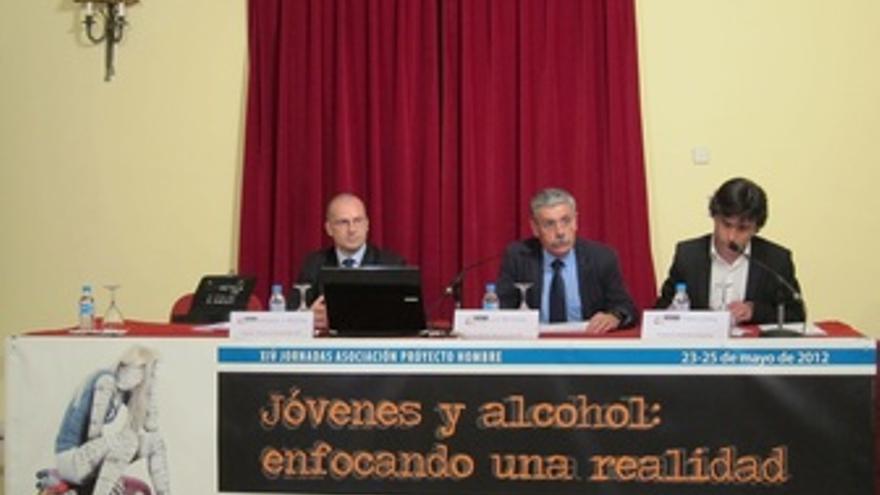 Presentación Proyecto Hombre 'Jóvenes Y Alcohol: Enfocando Una Realidad'