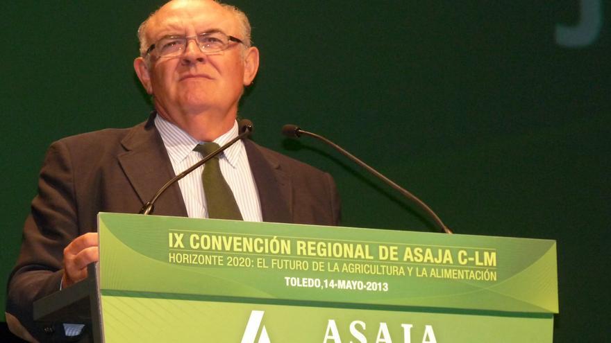 José María Fresneda. Foto por ASAJA CLM.