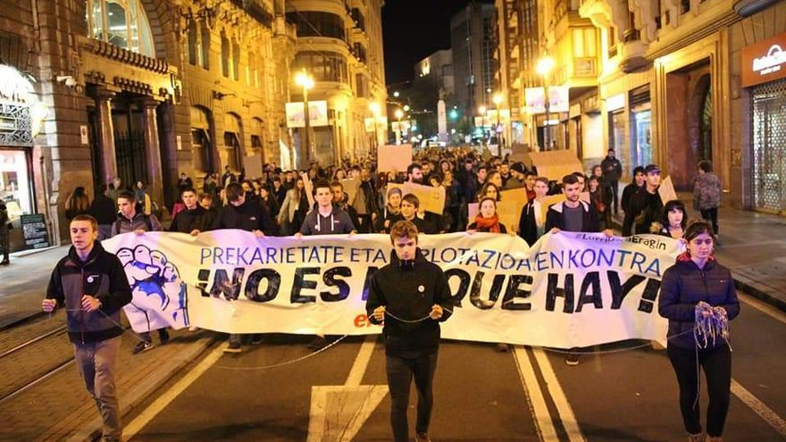 Protesta Eragin