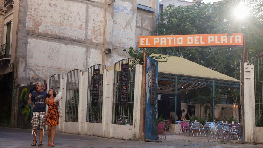 El Plata abrió sus puertas en 1920. Foto: Juan Manzanara