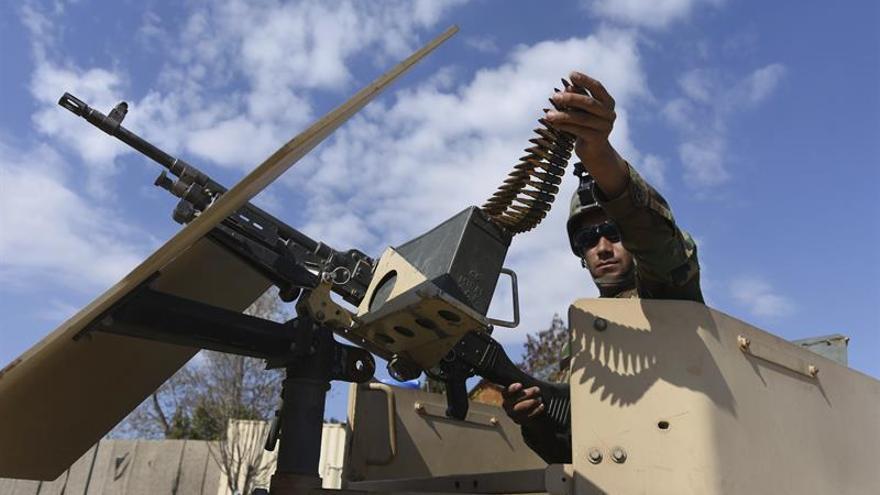 Mueren 149 talibanes en operaciones militares en Afganistán
