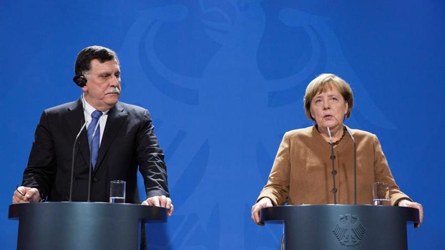 Alemania pide a Libia acceso transparente a los campos de refugiados