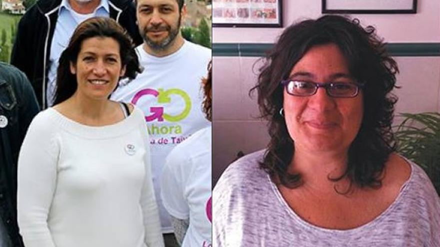 Consejeras de Podemos Castilla-La Mancha que han dimitido