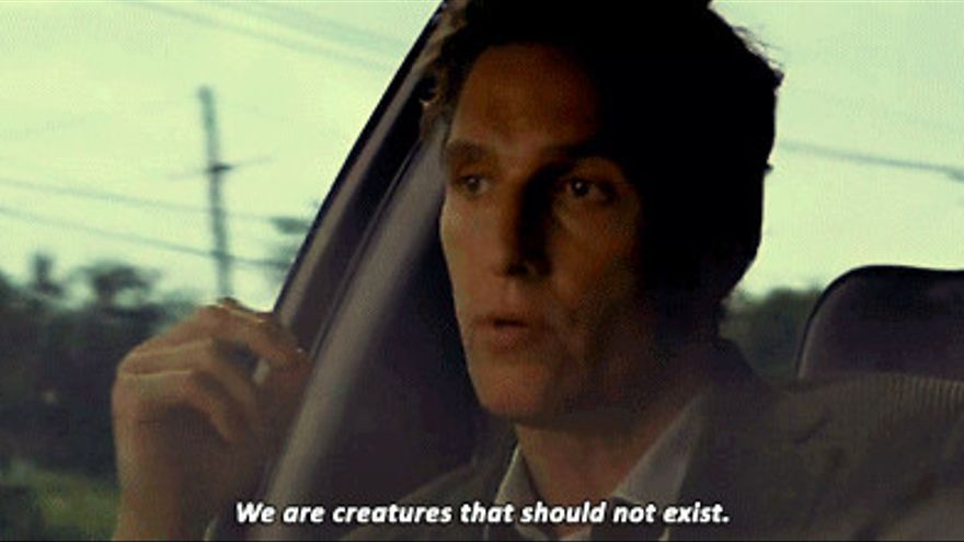 Rust Cohle lee a Ligotti
