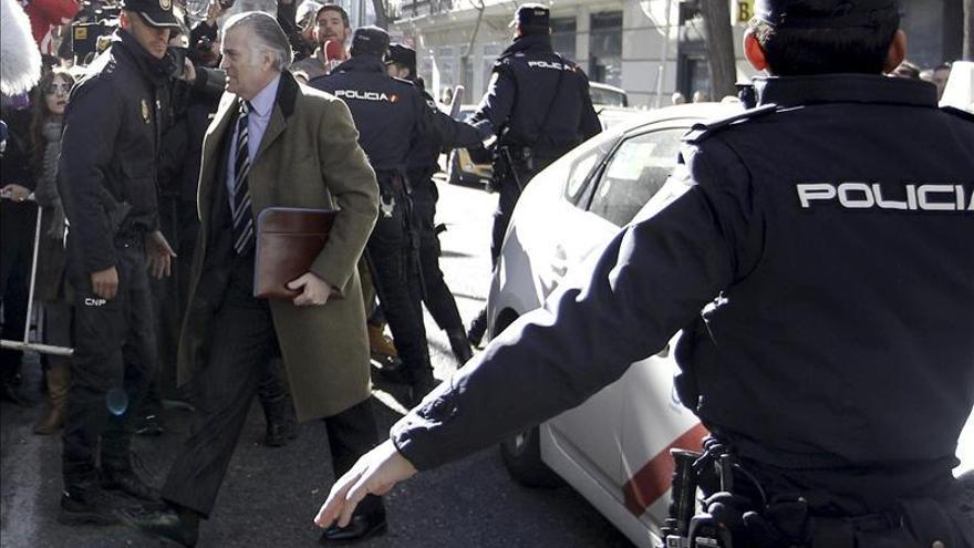 La Policía desmiente con datos las explicaciones de Bárcenas sobre su fortuna