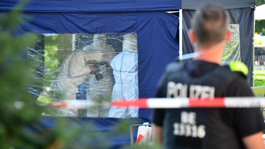 La Fiscalía alemana investiga el presunto asesinato de un georgiano por orden de Moscú
