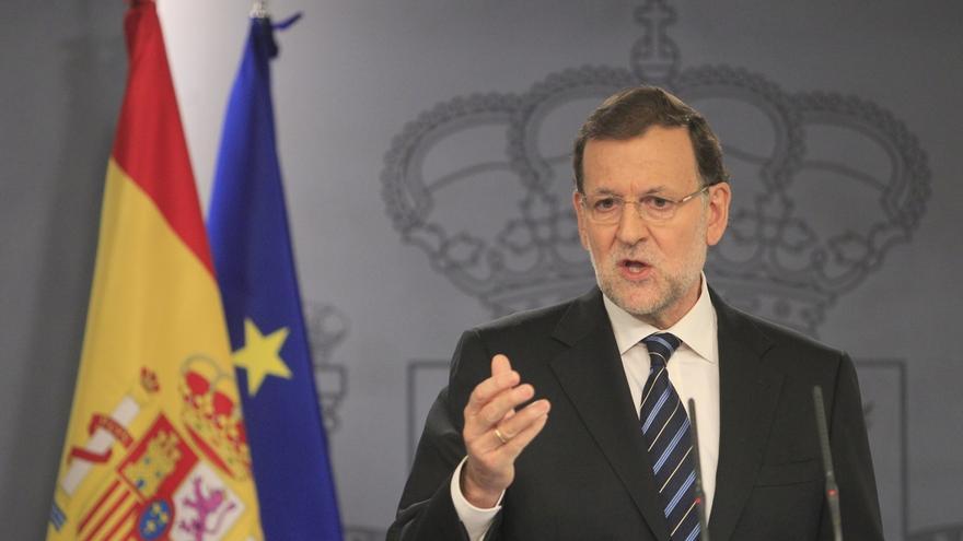 Rajoy rechaza un referéndum en Cataluña y dice que después de tanto ruido el 9N fue un fracaso independentis