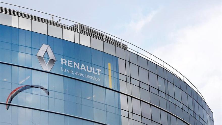 Renault vendió 1.879.288 coches en el primer semestre, un aumento del 10,4 %