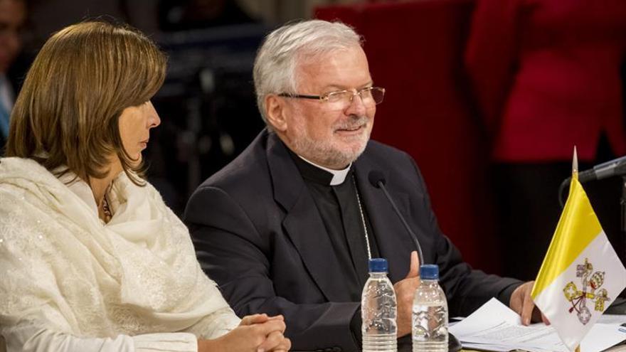 Nuncio dice que Vaticano no ha recibido invitación para diálogo en Venezuela