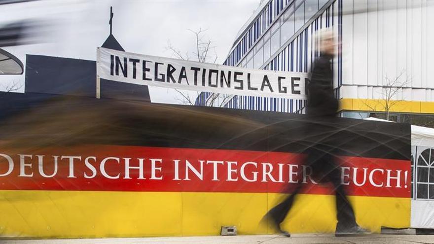 La CDU de Merkel rebaja sus propuestas sobre los refugiados ante las críticas