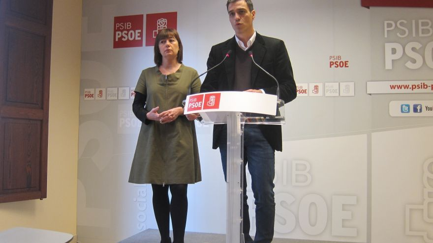 La secretaria general del PSOE de Baleares propondrá que las primarias autonómicas sean abiertas
