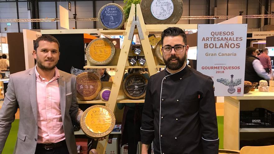 Quesos Bolaños, premiado en el Salón de Gourmets de Madrid