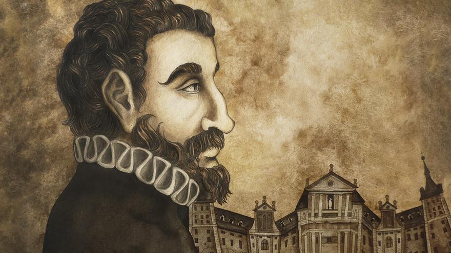 Ilustración de Juan de Herrera. | NATALIA BARQUÍN