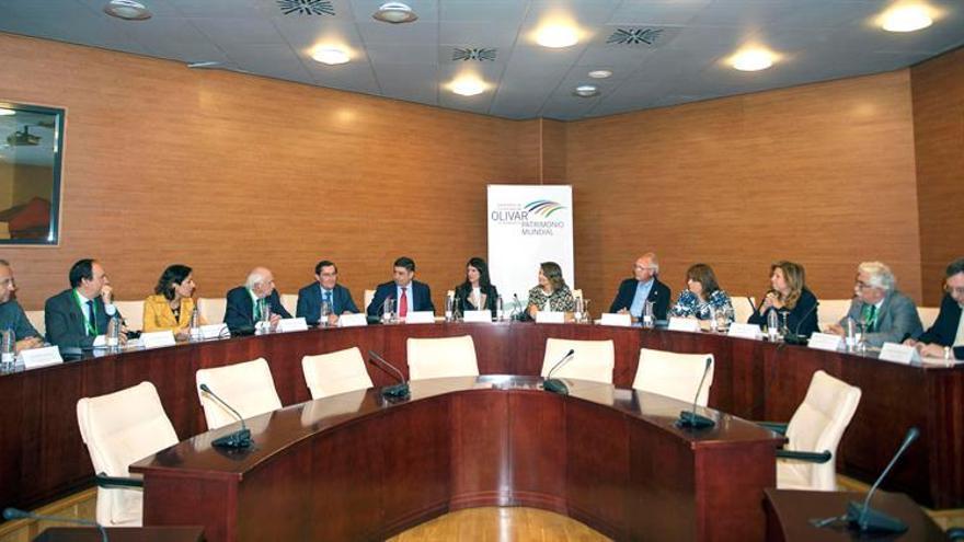 El expediente de la candidatura Unesco del Paisaje de Olivar acabará este año