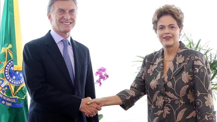 Los jefes de Estado del Mercosur se reúnen con la ausencia de Nicolás Maduro