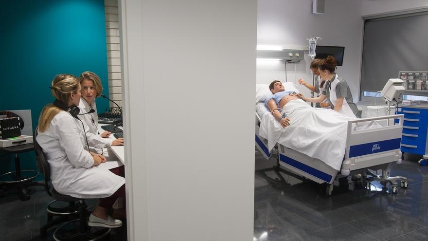 La Universidad de Navarra abre su nuevo Centro de Simulación en Enfermería