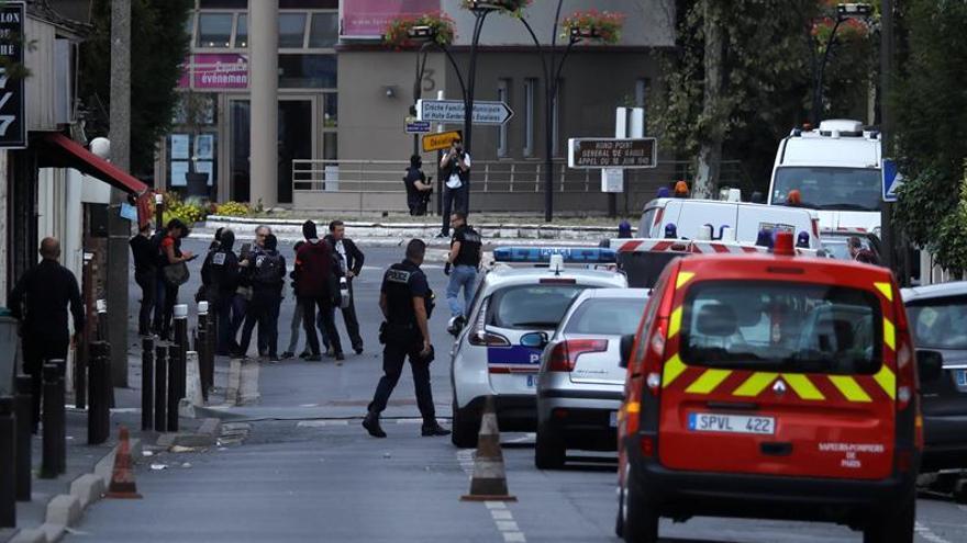 Detenidas siete personas en una operación antiterrorista en Francia