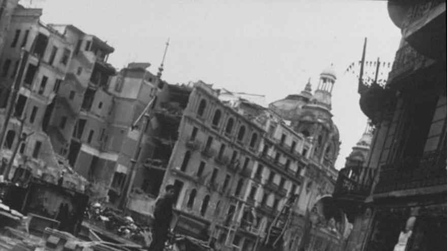 Los efectos de la Guerra Civil Española.