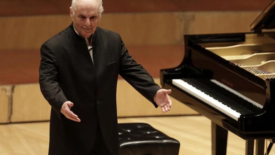 Daniel Barenboim: La música es una excelente escuela para el arte de convivir