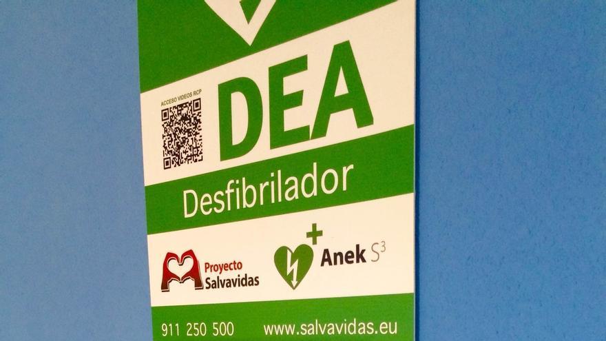 Euskadi cuenta con 900 desfibriladores instalados en espacios públicos