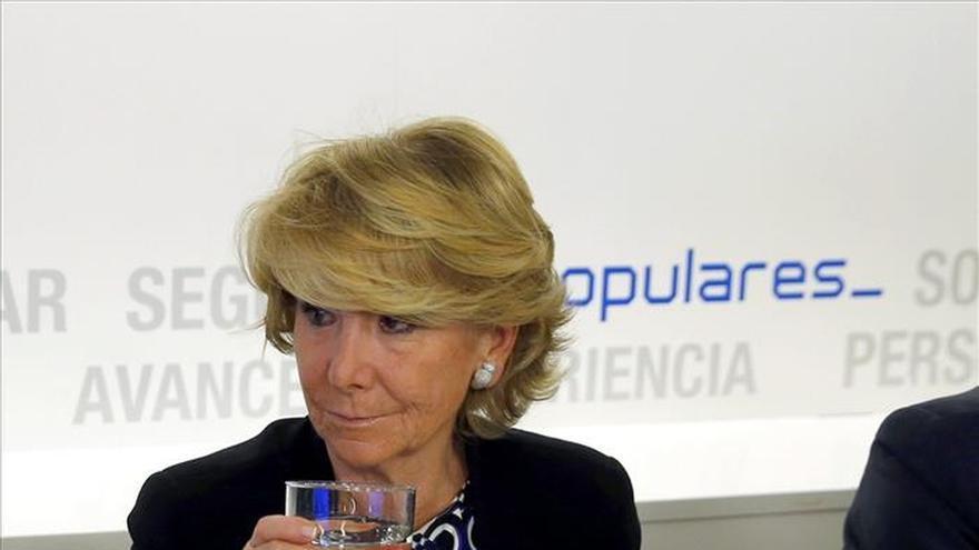 Aguirre y Carmona mantienen una reunión dos días después de las elecciones