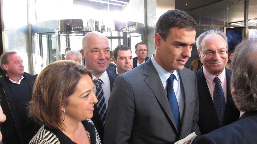 Pedro Sánchez pide al Gobierno el apoyo vía financiación del ICO para mantener Abengoa y el empleo que genera