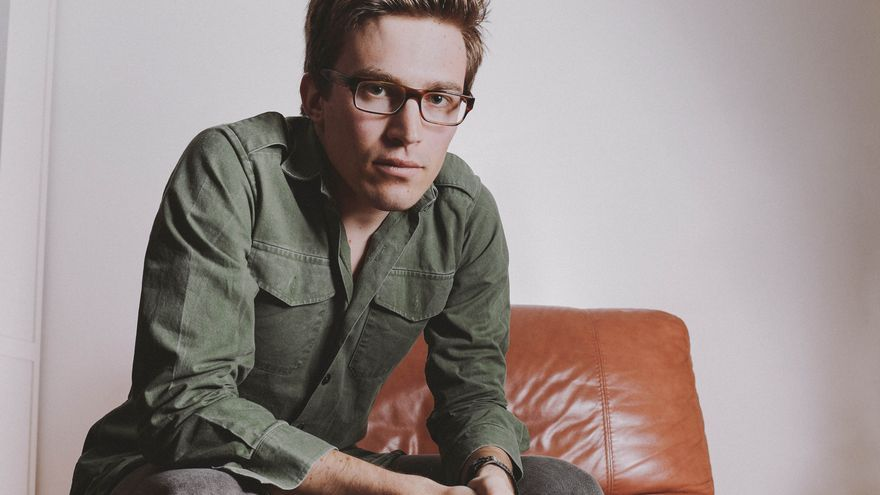 El periodista Jean-Baptiste Malet.